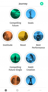 Visualisation App Envision Guided Meditation